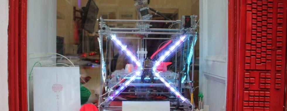 3D Printing, Open Office , Tag der Offenen Tür, Meet Up