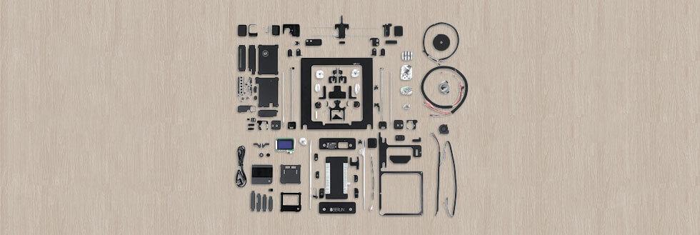 3D-Drucker Kit I3 Berlin zum selbst Bauen