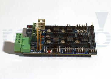 3D Drucker Steuer Elektronik Board: Ramps Version 1.4