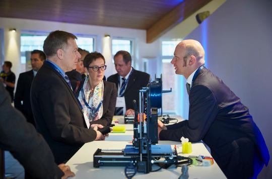 3D-Druck auf dem Wiehler Forum für einen perfekten Event der Zukunft