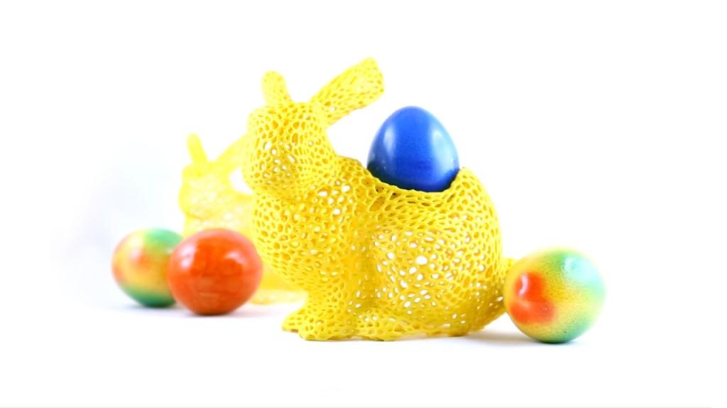 Ostern im Zeichen des 3D-Drucks