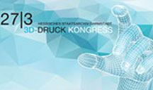 3d-Druck Kongress in Darmstadt