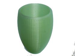 3D gedruckte Cocktailbecher