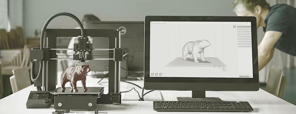 3D Pro One 3D Drucker zum Verkaufen