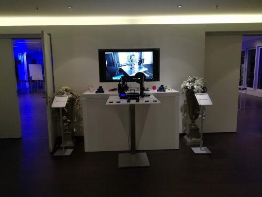 3D-Druck Event für die Hapag-Lloyd AG in Hamburg