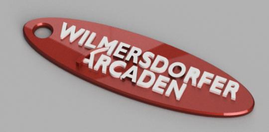3D-Druck Willmersdorfer Arcaden