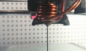 Induktives 3D-Druck Hotend